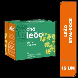 Chá Leão Erva-Doce - 15 Sachês