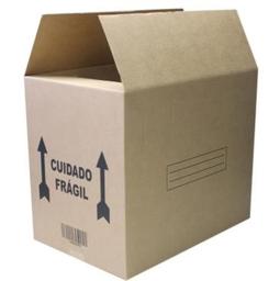 Caixa De Papelão Frugis  Transporte E Mudança 60X40X50Cm 1 Und