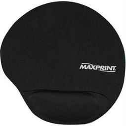 Mouse Pad Ergonômico Maxprint  Apoio Em Gel Prt 604484 1 Und