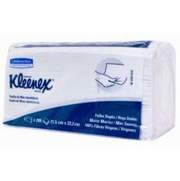 Papel Toalha Kimberly Clark 2 Dobras 21,5X22,2Cm Fd 200 Und
