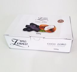 Carvão De Coco Zomo 500 g