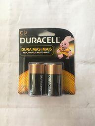 Pilha Duracell C