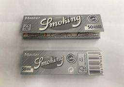 Seda Smoking Preta Pequena