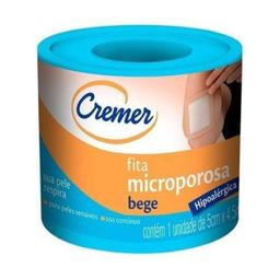 Fita Microporosa Cremer 5cmx4.5m
