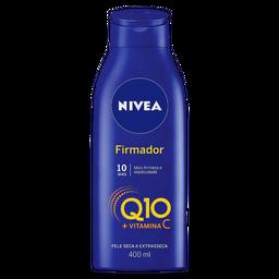 Loção Hidratante Nivea Firmador Q10 Vitamina C 400 Ml