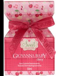 Giovanna Baby Colônia Gb Deo Cherry