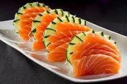 Combo 3 - 10 Peças Sashimi Salmão