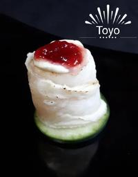 Sushi Jo Peixe Branco Morango