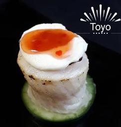 Sushi Jo Peixe Branco 4p