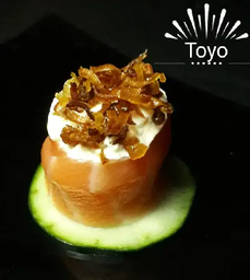 Sushi Jo Salmão Crispy