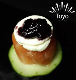Sushi Jo Salmão Mirtilo