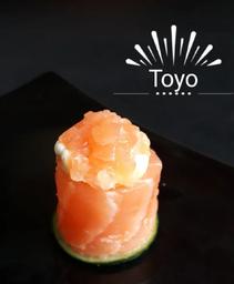 Sushi Jo Salmão Tartar Salmão