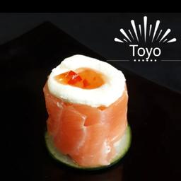 Sushi Jo Salmão Geleia Pimenta