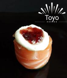 Sushi Jo Salmão Frutas Vermelhas