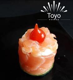Sushi Jo Salmão Tartar
