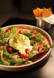 Carpaccio & Burrata