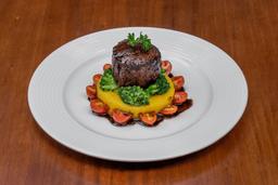 Steak Filet ao Molho Oriental