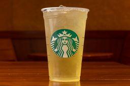 Chá Verde Gelado com Limonada