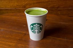 Chá Verde Latte
