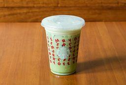 Chá Verde Latte Gelado