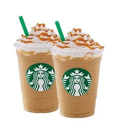 2x1 Frappuccino® Caramelo