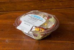 Salada de Mussarela de Búfala