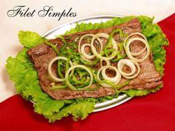 Filet simples