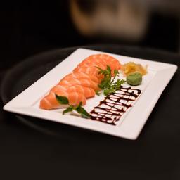 Sushi de Salmão - 2 Peças