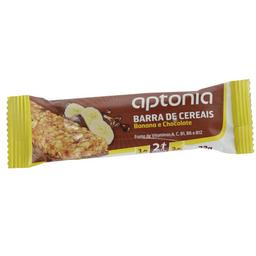 Barra De Cereal Banana E Chocolate Aptonia 22 g
