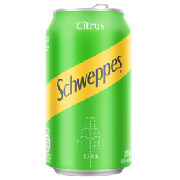 Schweppes Citrus - 350ml