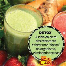 Suco Detox 1 - 440ml