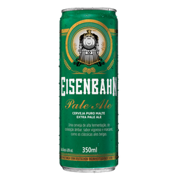 Cerveja Eisenbahn 350ml Pale Ale