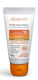 Filtro Solar Biozenthi Orgânico Bege Medio Fps35 60 g