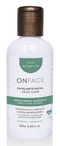 Esfoliante Biozenthi Vegan Argila/Calendula 120 mL