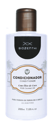 Condicionador Biozenthi Óleo De Coco 250 mL