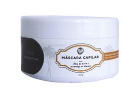 Máscara Capilar Biozenthi Vegana Óleo De Coco 250 g