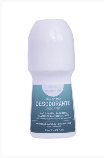 Desodorante Biozenthi Roll On Vegano 65 mL