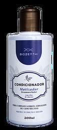 Condicionador Biozenthi Matizador 200 mL