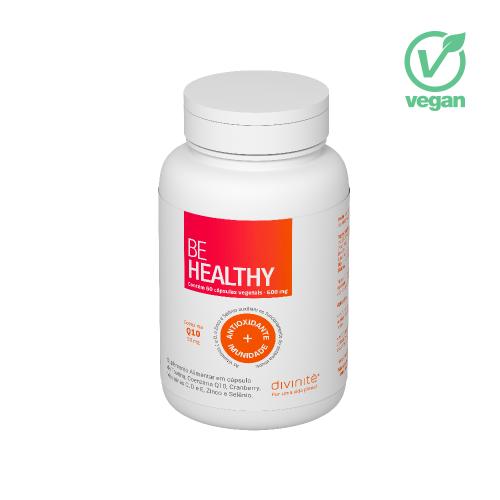 Divinite Be Healthy 600Mg 60 Cápsulas