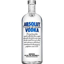 Vodka Absolut Tradicional - 1 L