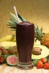 Suco de Açaí com Morango - 300ml