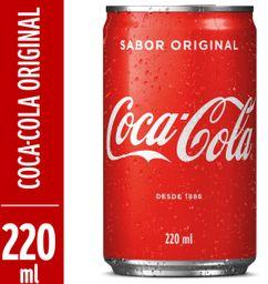 Mini coca cola lata