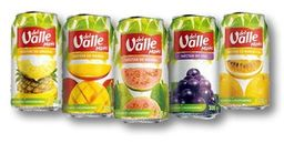 Suco lata del valle
