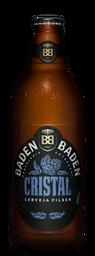Cerveja Baden Baden 600ml Pilsen Cristal