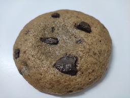 Cookie Caseiro de Creme de Avelã