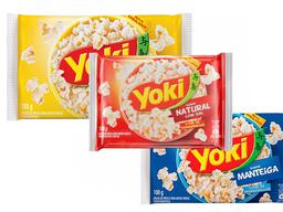Pipoca Yoki - 100g