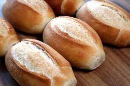 1827 - 4 Pães Francês + Presunto 120g + Queijo Prato 120g