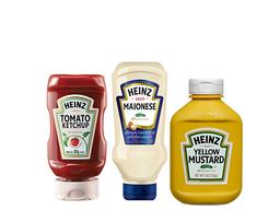 Molhos Heinz