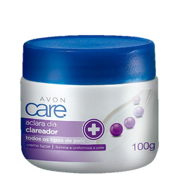 Avon Care Aclara Creme Facial Clareador Dia