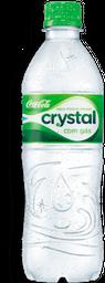 Água Crystal Com Gas 500 mL